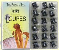Private Eye Half Loupe Set
